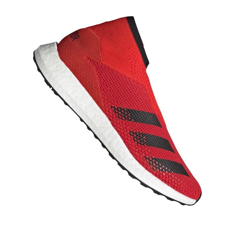 adidas Predator Mutator 20.1 TR Rot Weiss - rot