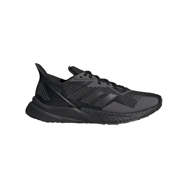 adidas X9000L3 Running Damen Schwarz - schwarz
