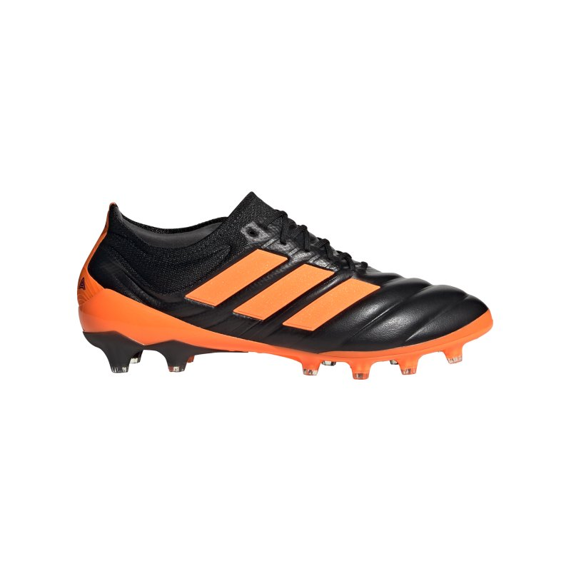 adidas COPA Precision to Blur 20.1 AG Schwarz Orange - schwarz