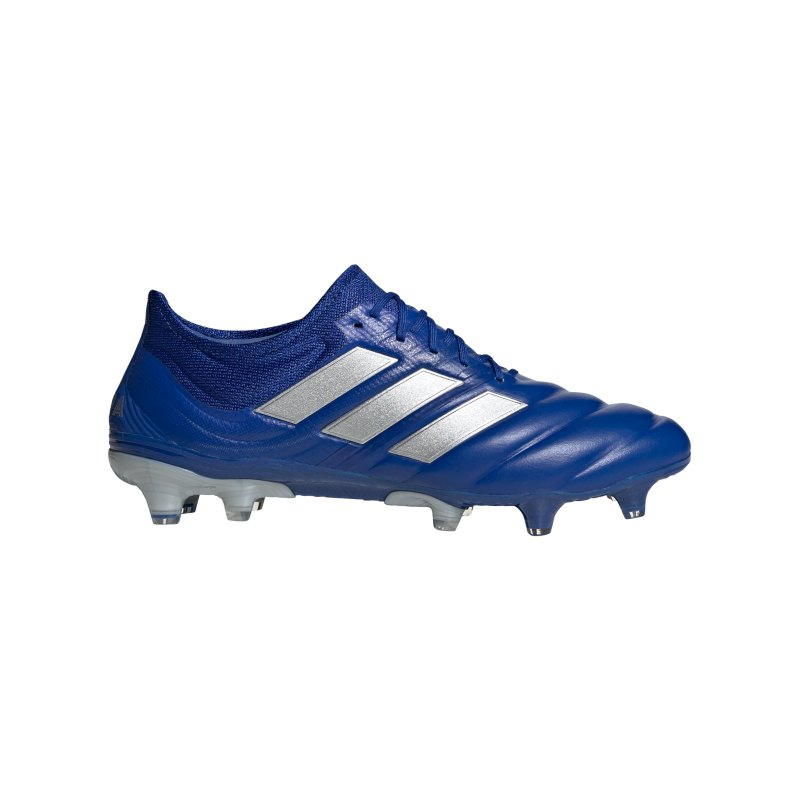 adidas COPA Inflight 20.1 FG Blau Silber - blau