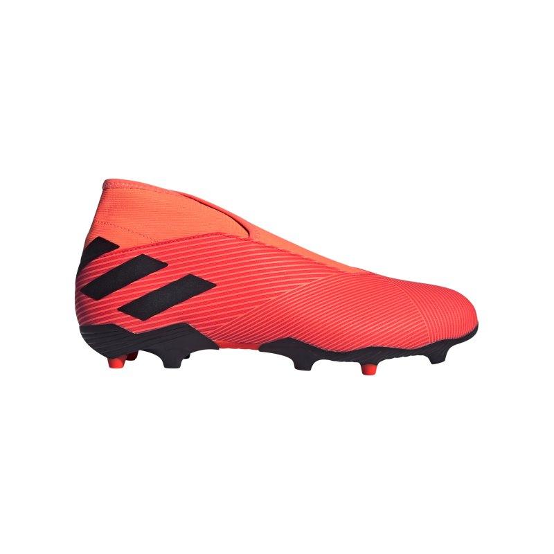 adidas NEMEZIZ Inflight 19.3 LL FG Orange - orange