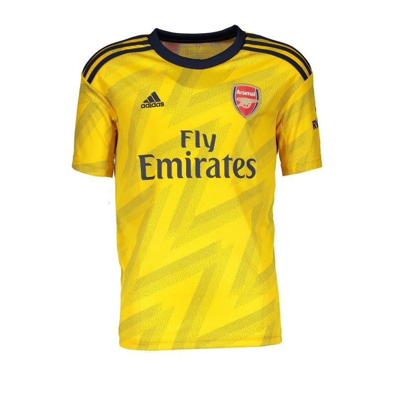 adidas FC Arsenal London Trikot Away Kids 2019/20 - gelb