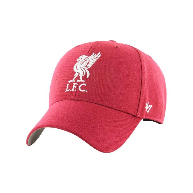 47 Brand FC Liverpool EPLCap Kappe Rot FRZ - rot