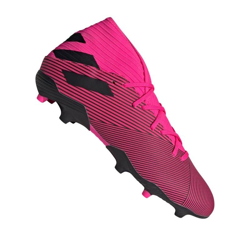 adidas NEMEZIZ 19.3 FG Pink - pink