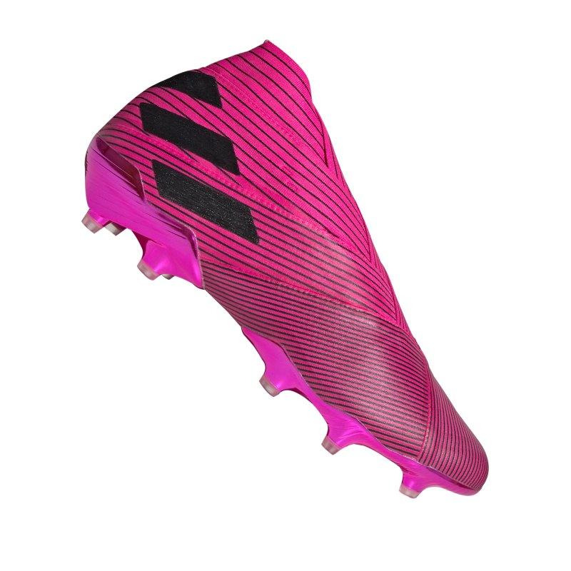 adidas NEMEZIZ 19+ FG Pink - pink