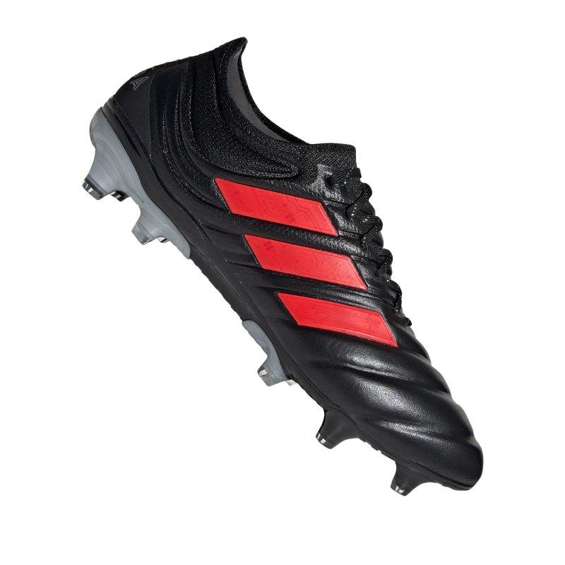 adidas COPA 19.1 FG Schwarz Rot - Schwarz
