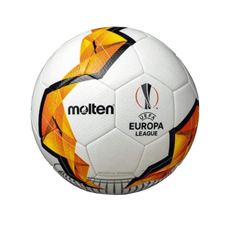 Molten Offizieller Spielball Europa League 2020 - weiss