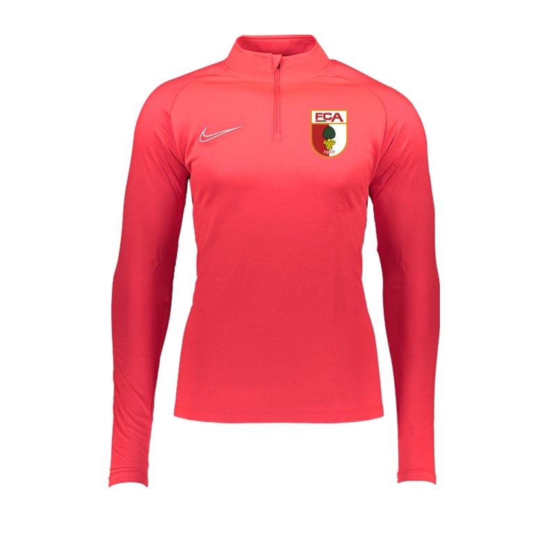 Nike FC Augsburg Trainingstop LA Kids Rot F671 - rot
