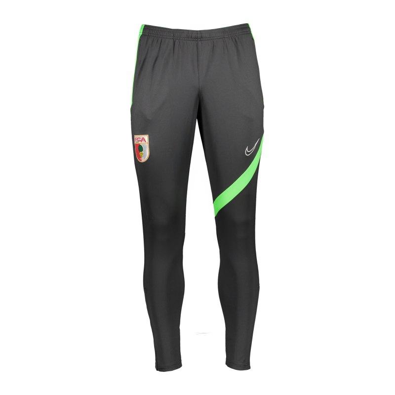 Nike FC Augsburg Trainingshose Kids Grau F066 - grau