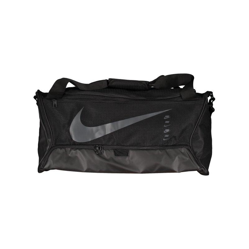 Nike FC Augsburg Duffle Tasche Schwarz F010 - schwarz