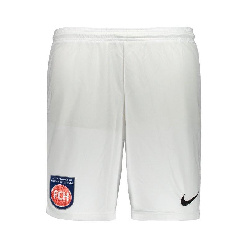 Nike 1. FC Heidenheim Short 3rd 21/22 Kids F100 - weiss