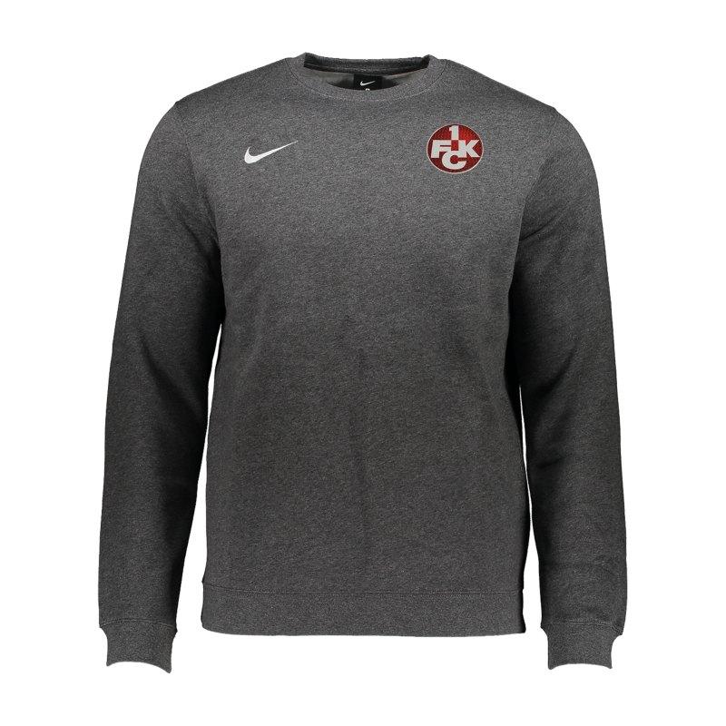 Nike 1. FC Kaiserslautern Sweater Grau F063 - grau