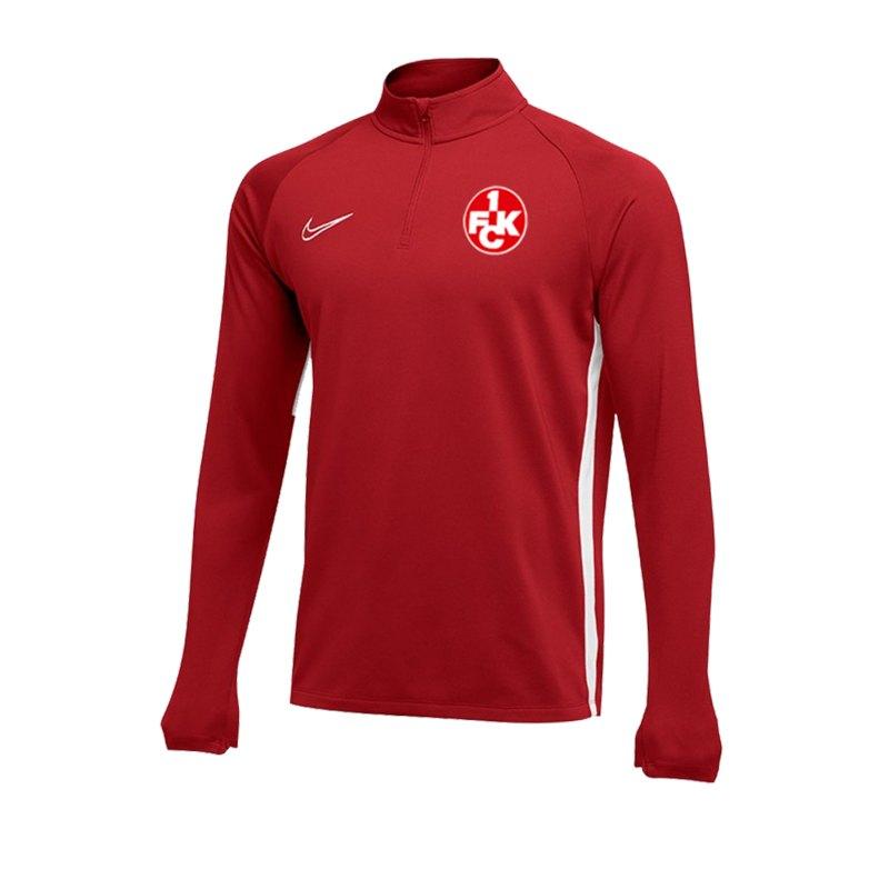 Nike 1. FC Kaiserslautern Drill Top Kids F657 - rot