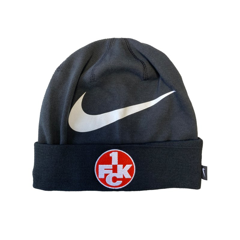 Nike 1. FC Kaiserslautern Mütze Saison 20/21 F010 - schwarz