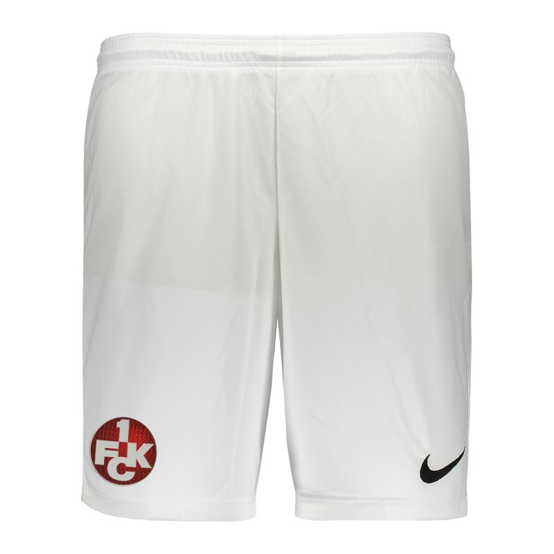Nike 1. FC Kaiserslautern Short Home 2020/2021 Weiss F100 - weiss