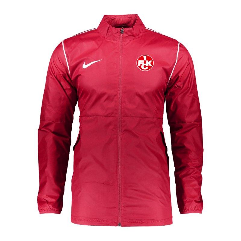 Nike 1. FC Kaiserslautern Repel Regenjacke F657 - rot