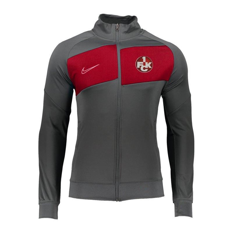 Nike 1. FC Kaiserslautern Jacke F061 - grau