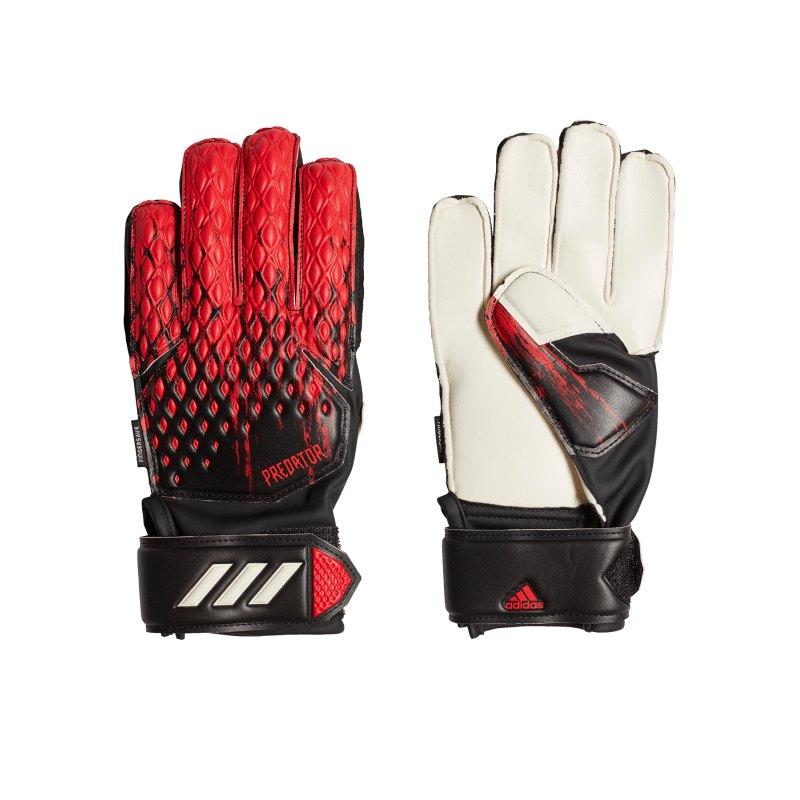 adidas Predator MTC FS TW-Handschuh Kids Schwarz - schwarz