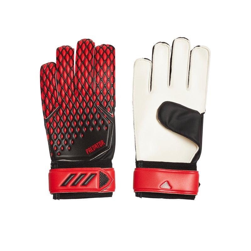 adidas Predator TRN TW-Handschuh Schwarz Rot - schwarz