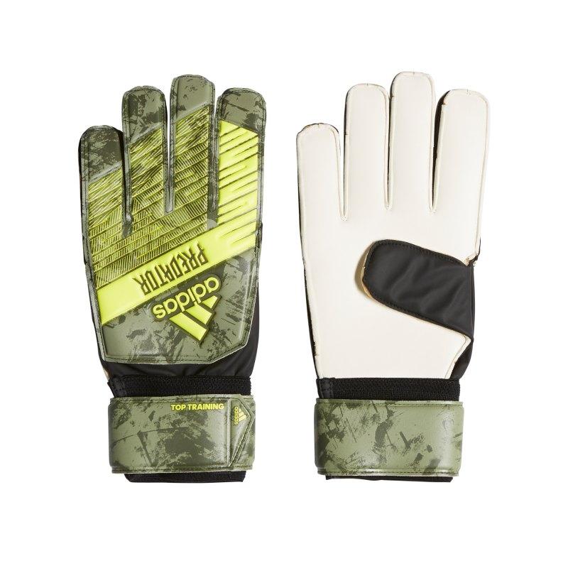 adidas Predator TTRN TW-Handschuh Grün - gruen
