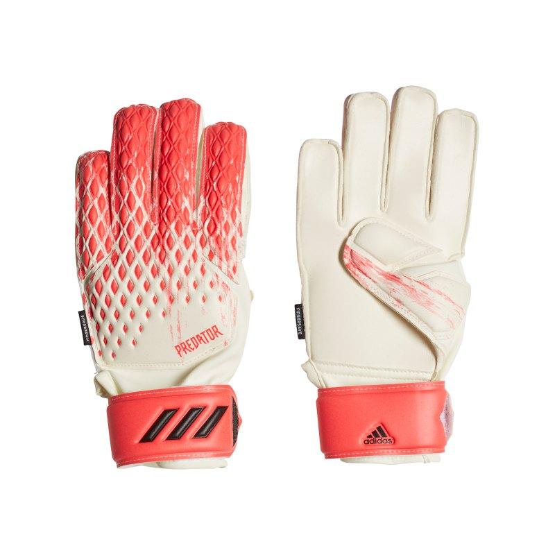 adidas Predator MTC FS TW-Handschuh Kids Weiss - weiss
