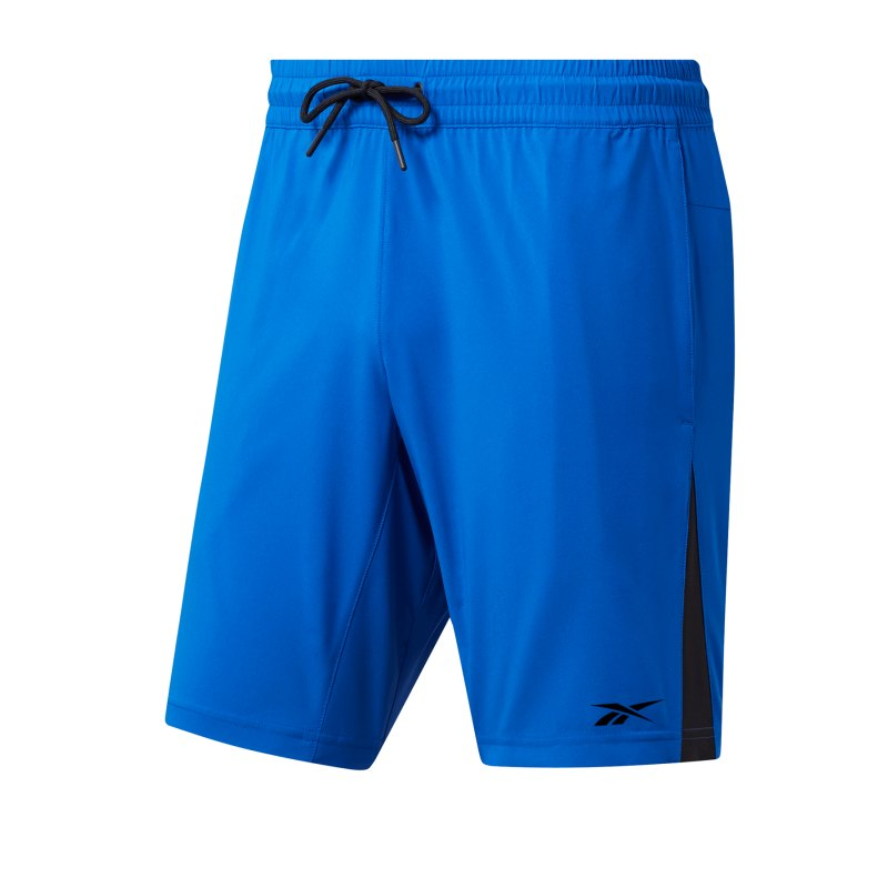 Reebok Workout Ready Woven Short Blau - blau
