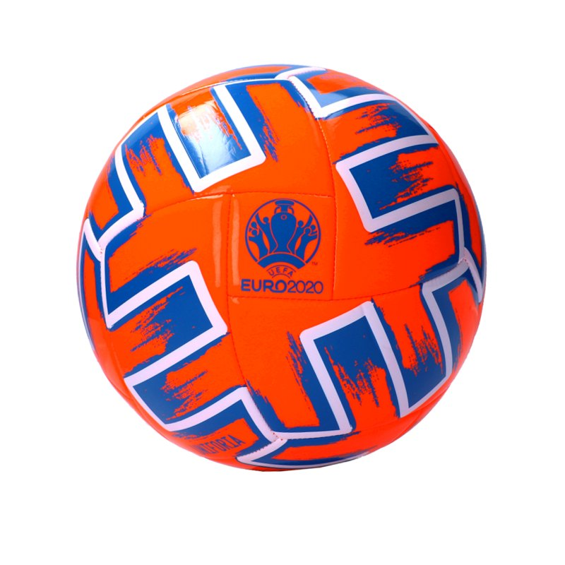 adidas Club Uniforia Trainingsball Orange - orange