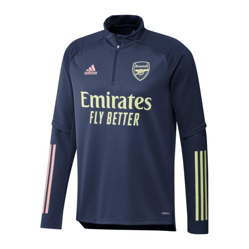 adidas FC Arsenal London Trainingstop Blau - blau