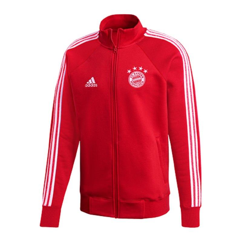adidas FC Bayern München Track Top Rot - rot