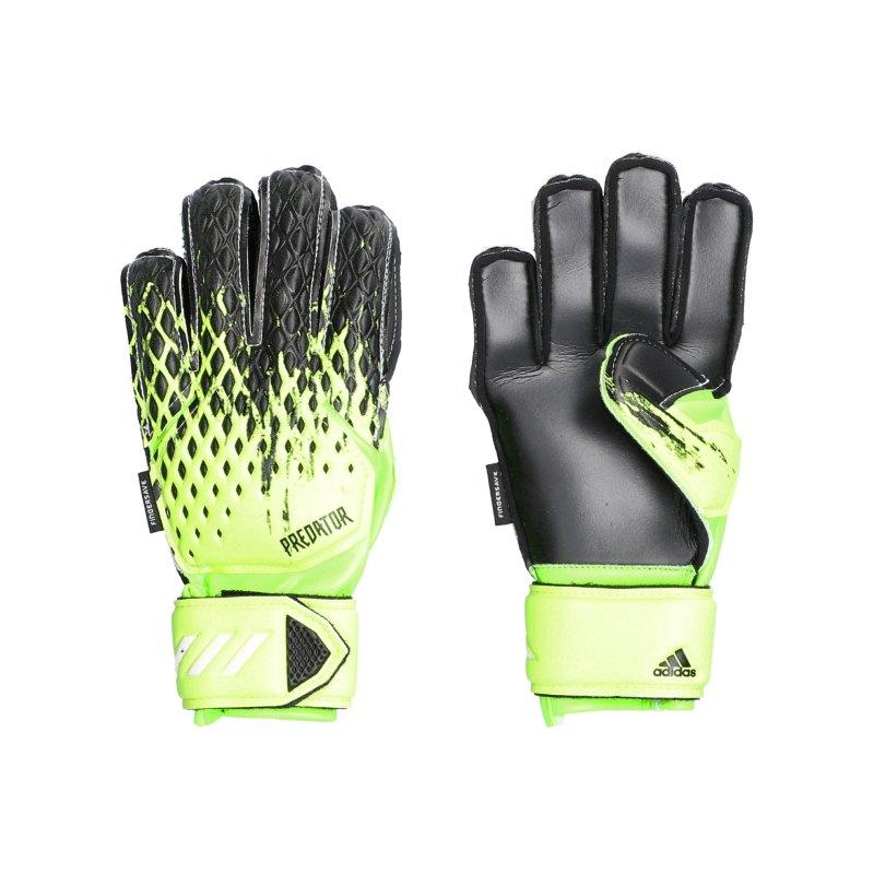 adidas Predator Match FS TW-Handschuh Kids Grün - gruen