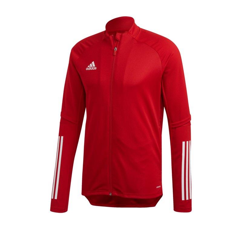 adidas Condivo 20 Trainingsjacke Rot - rot