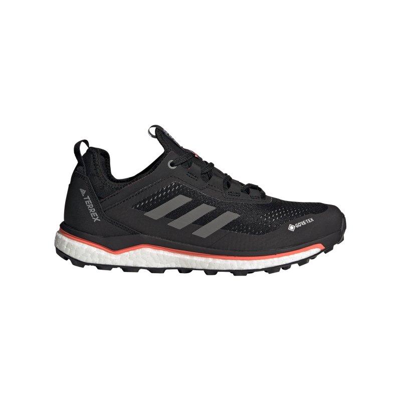 adidas Terrex Flow GTX Running Damen Schwarz - schwarz