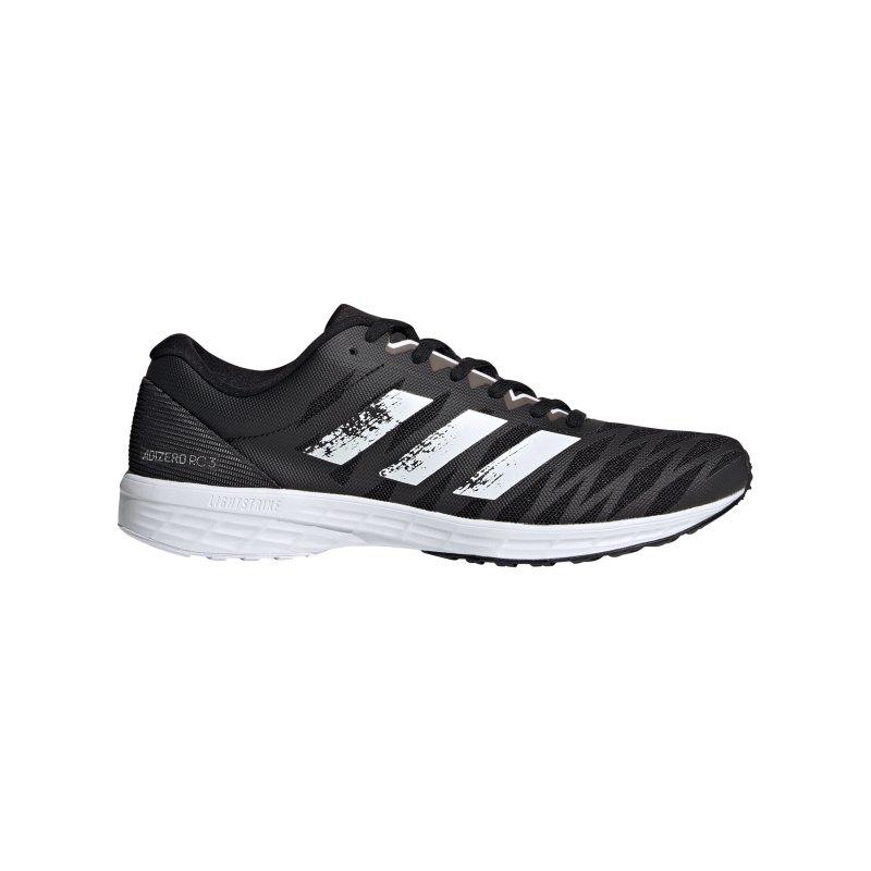adidas Adizero RC 3 Running Schwarz Gelb - schwarz