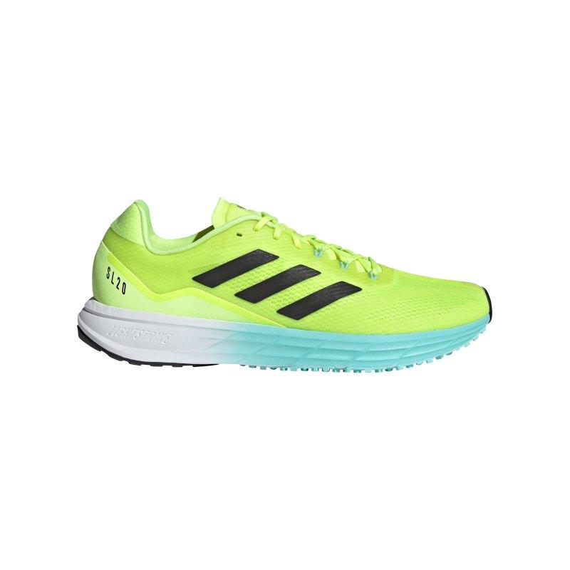 adidas SL20.2 Running Gelb - gelb
