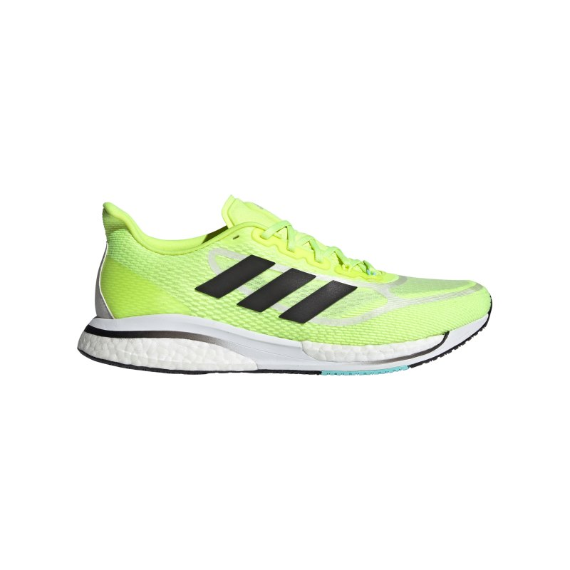 adidas Supernova+ Running Gelb - gelb