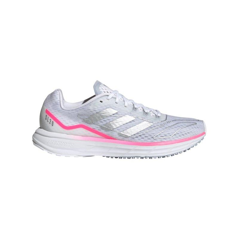 adidas SL20.2 Summer.READY Running Damen Weiss - weiss