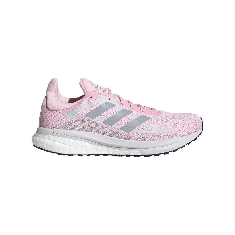 adidas Solar Glide ST 3 Running Damen Rosa - rosa