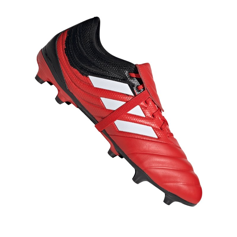 adidas COPA Gloro 20.2 FG Rot Schwarz - rot
