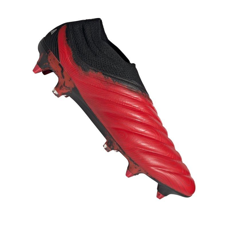 adidas COPA 20+ SG Rot Schwarz - rot