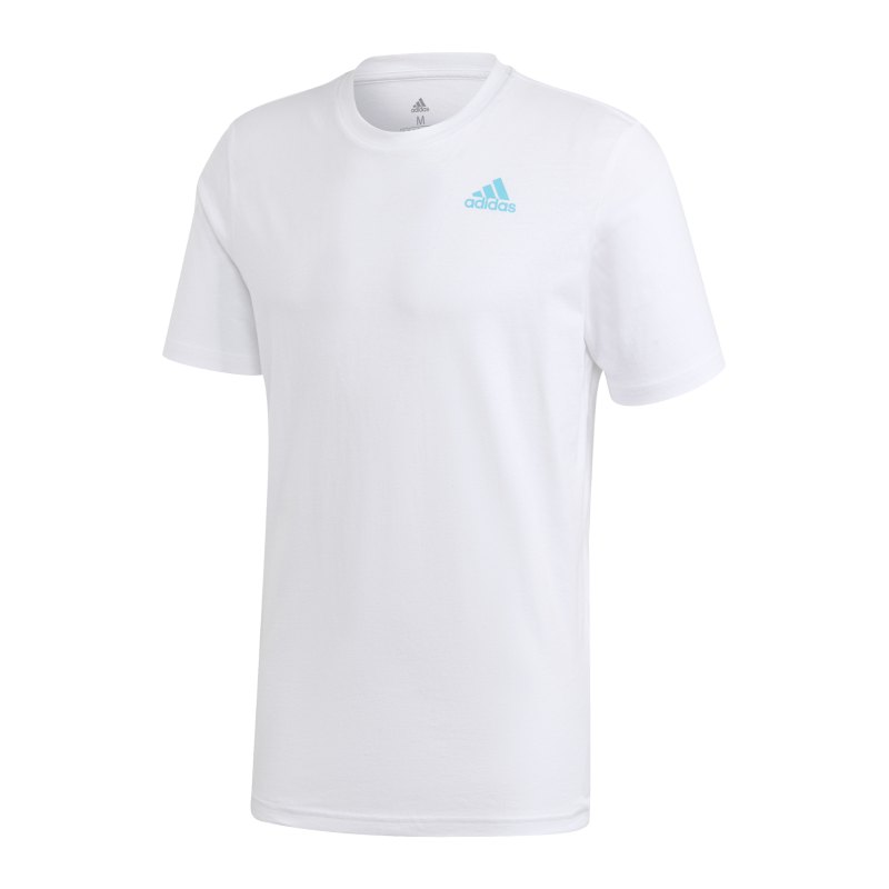 adidas Snack GPX Graphic T-Shirt Weiss - weiss