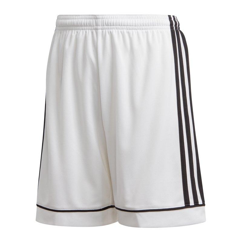 adidas Squadra 17 Short ohne Innenslip Kids Weiss - weiss