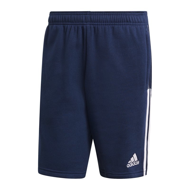 adidas Tiro 21 Short Blau - blau