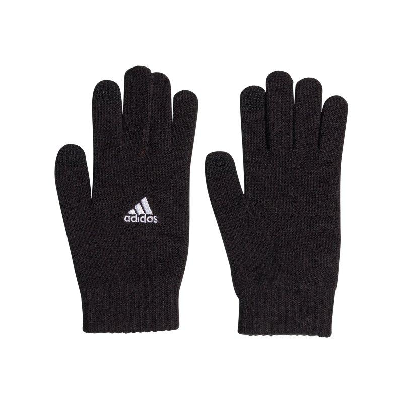 adidas Tiro Feldspielerhandschuhe Schwarz - schwarz