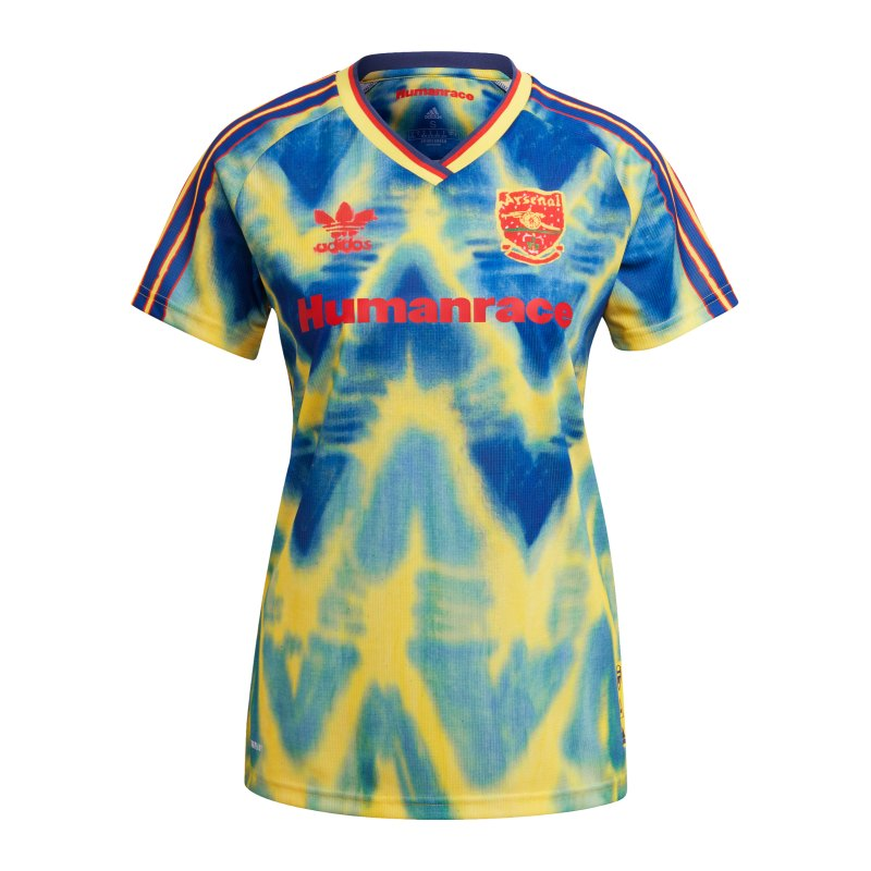 adidas FC Arsenal London HR Trikot Damen Gelb - gelb