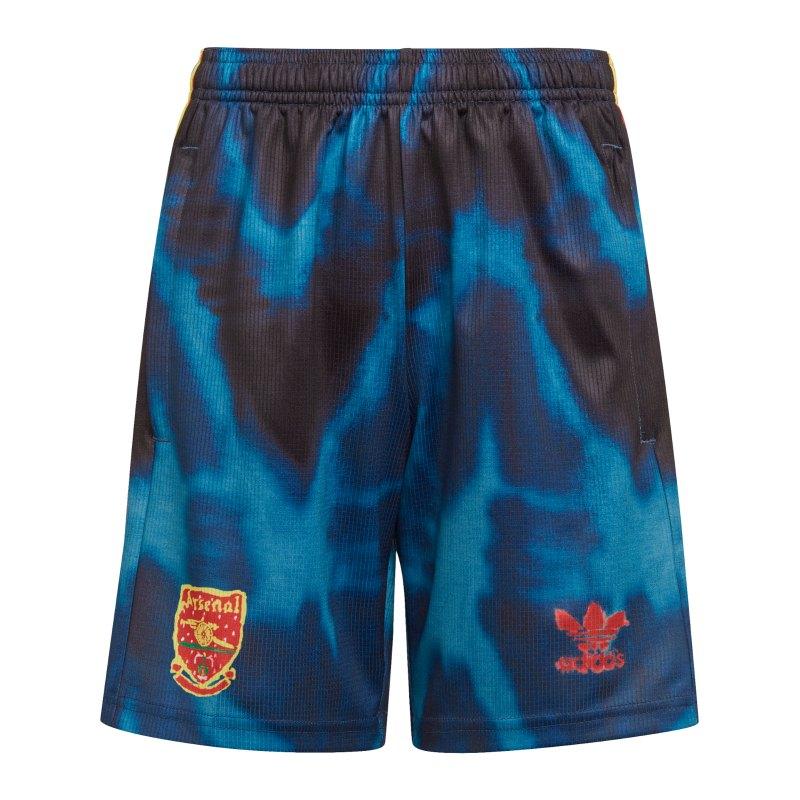 adidas FC Arsenal London HR Short Kids Blau - blau