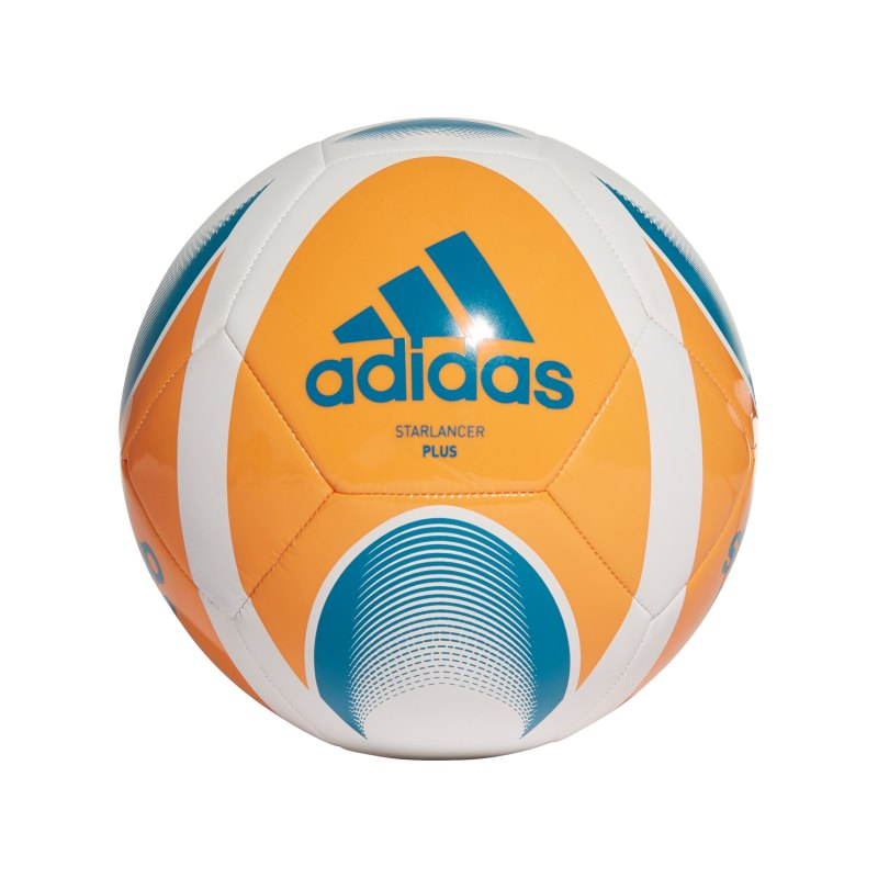 adidas Starlancer Plus Fussball Weiss - weiss