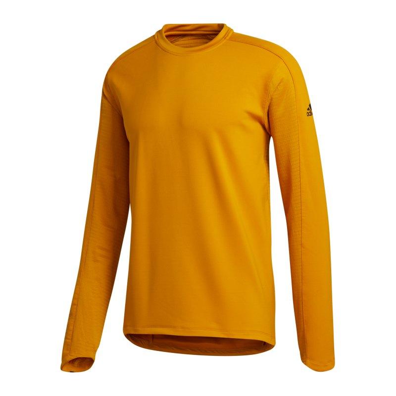 adidas C.RDY Sweatshirt Gelb - gelb