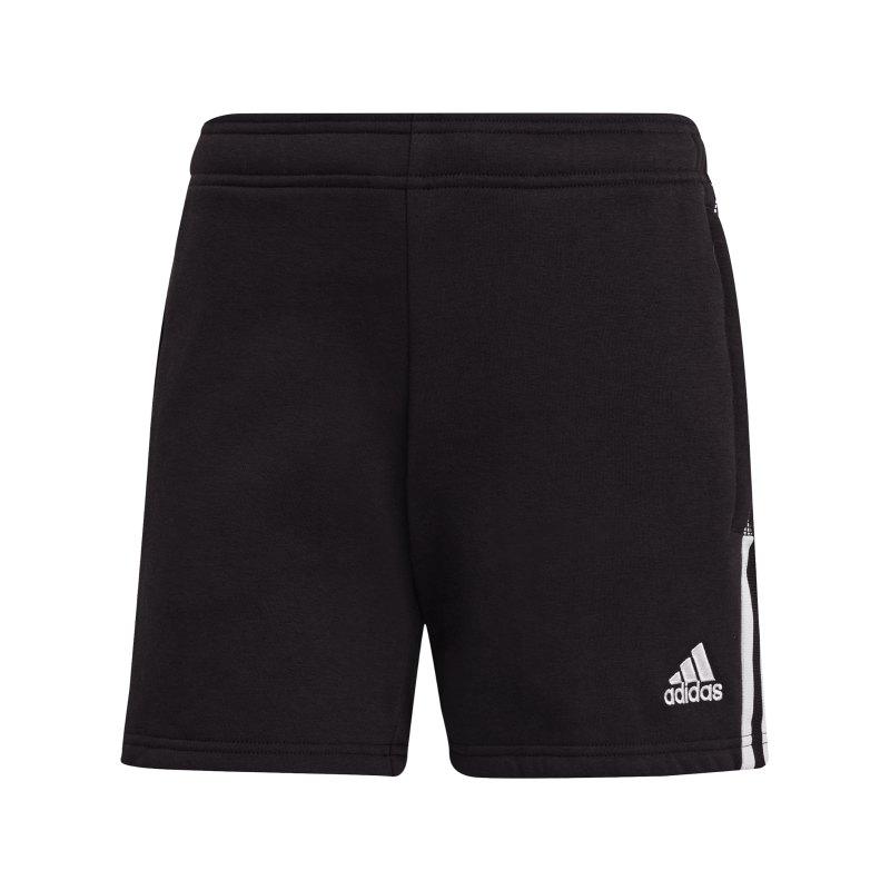adidas Tiro 21 Sweat Short Damen Schwarz - schwarz