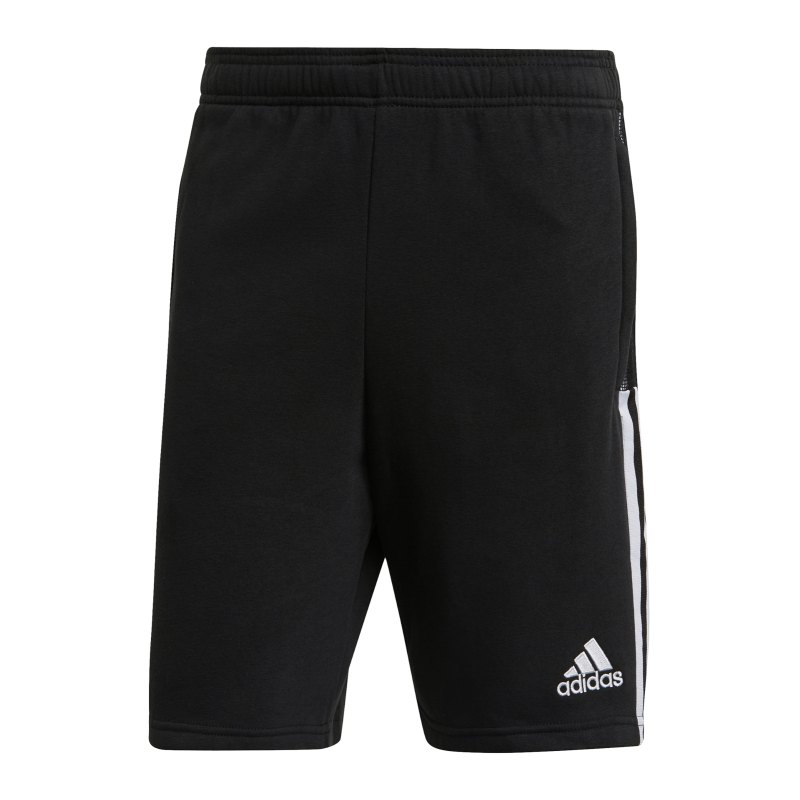 adidas Tiro 21 Short Schwarz - schwarz