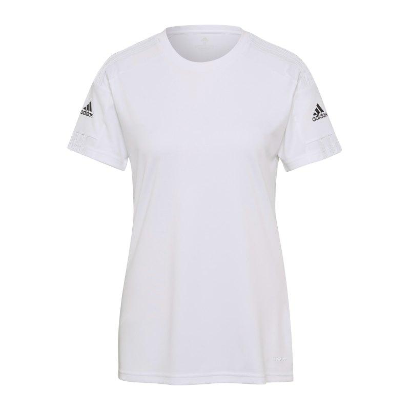adidas Squadra 21 Trikot Damen Weiss - weiss